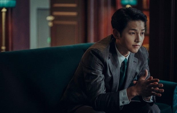 Kepribadian aktor tampan song joong ki