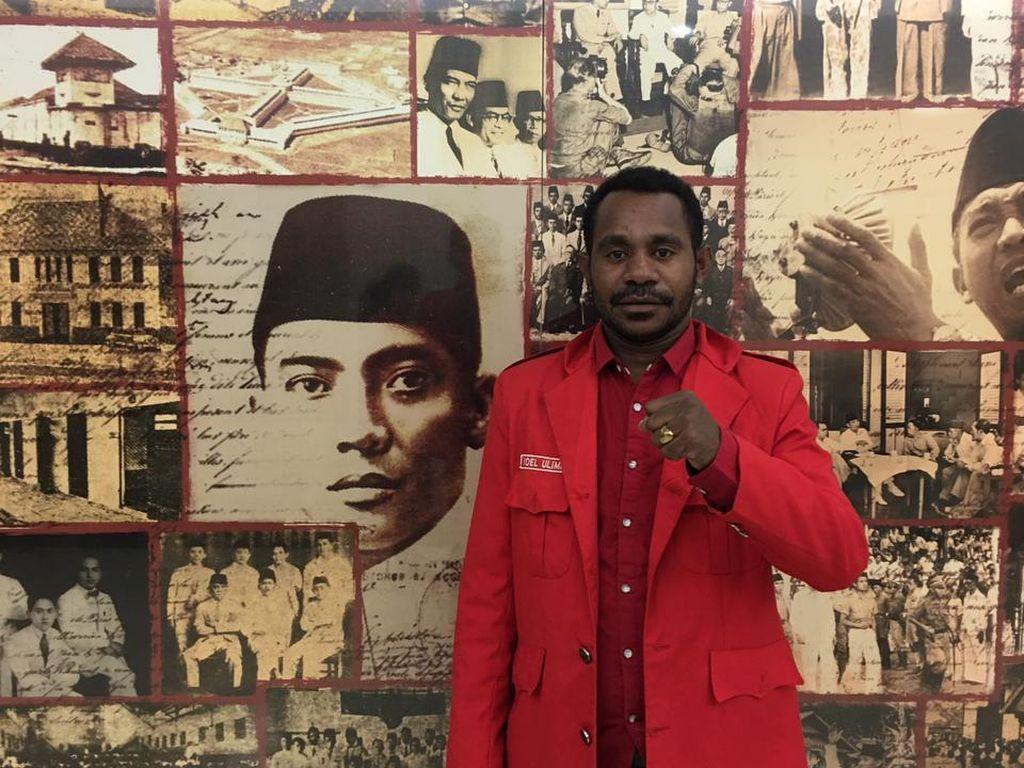 GMNI Imanuel Kritik Pelabelan Teroris dari Pemerintah ke KKB Papua
