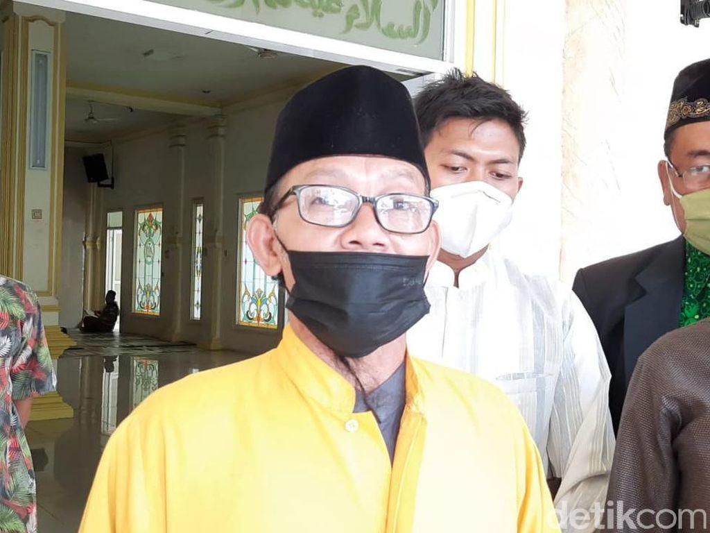 Alasan DKM di Bekasi Larang Jemaah Bermasker: Usir Corona dengan Doa