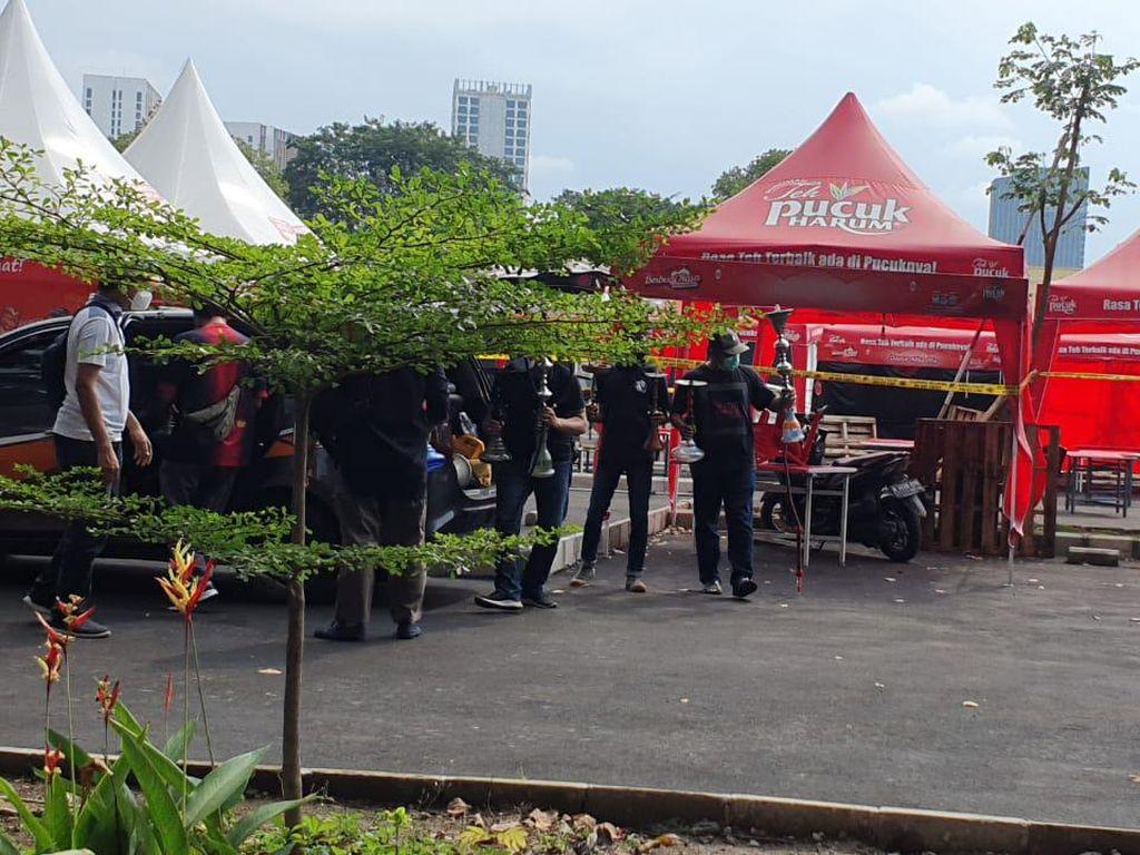Babak Baru Kerumunan Konser di Cibis Park Jaksel Kini Diusut Polisi