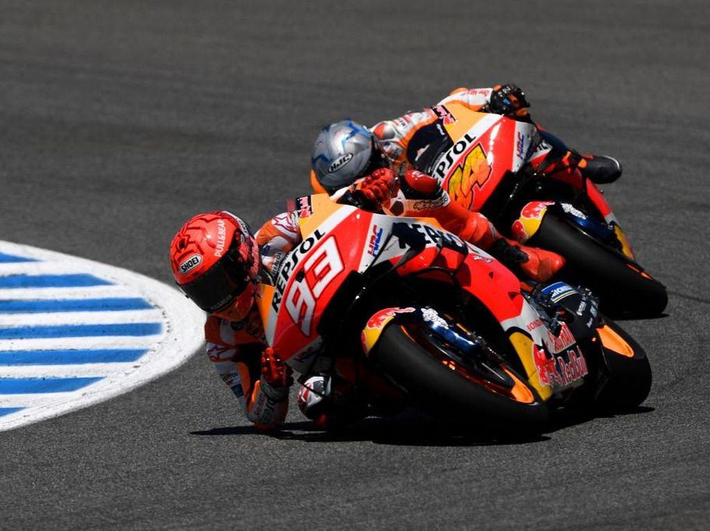 Marc Marquez Hancur Usai Balapan MotoGP Spanyol karena...