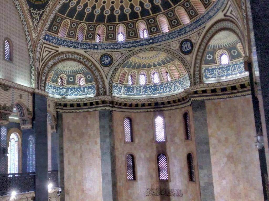 Masjid Agung Al Hidayah Mirip Hagia Sophia Turki di Malang Habiskan Rp 8,5 Miliar