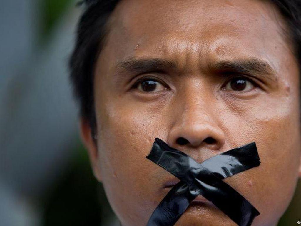 Militer Myanmar Tangkap Jurnalis dan Larang Media Independen Beroperasi