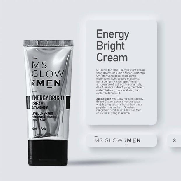 MS Glow For Men