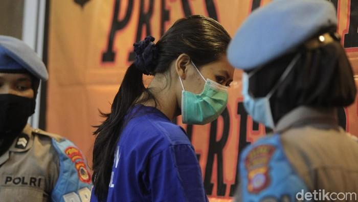 Nani Aprilia, pegirim takjil beracun di Bantul