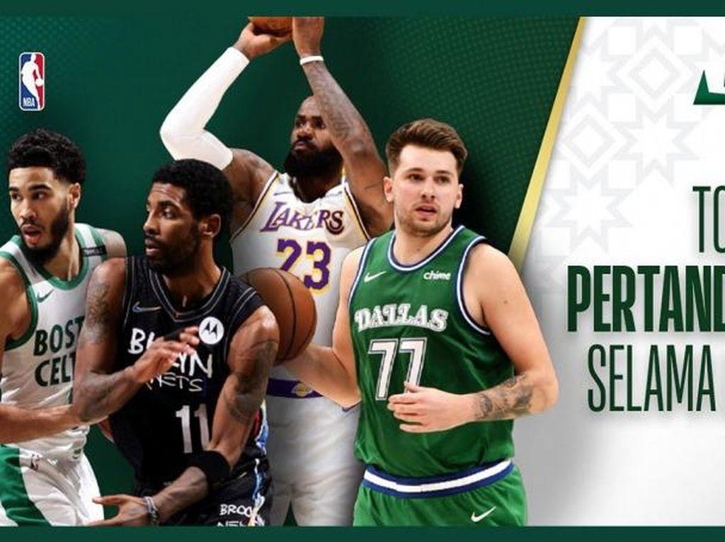 NBA Buat Kampanye #NBAFastBreak untuk Fans Muslim di Indonesia