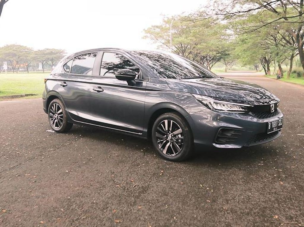 Menjajal New Honda City Hatchback RS, Pengganti Jazz di Indonesia