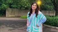 Gaya Bak ABG, Nisya Adik Raffi Ahmad yang Ulang Tahun ke-31