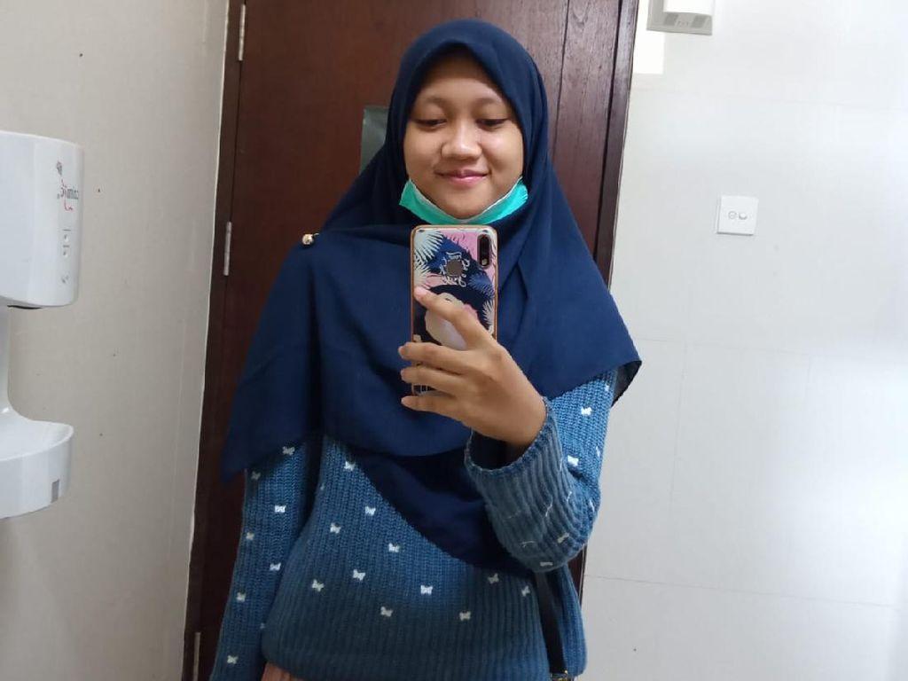 Demi Masuk Sekolah Kedinasan, Gadis Asal Surabaya Ini Relakan PTN Impiannya