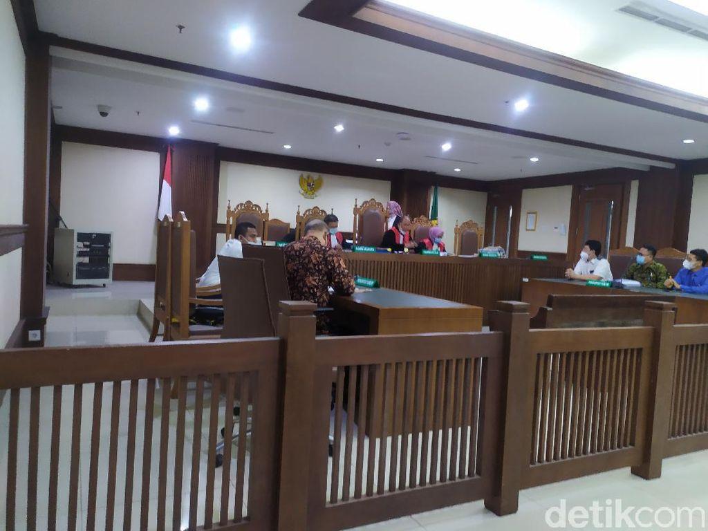 Eks Ketua PD Halmahera Utara Penggugat AHY Rp 5 M Ajukan Bukti AD/ART