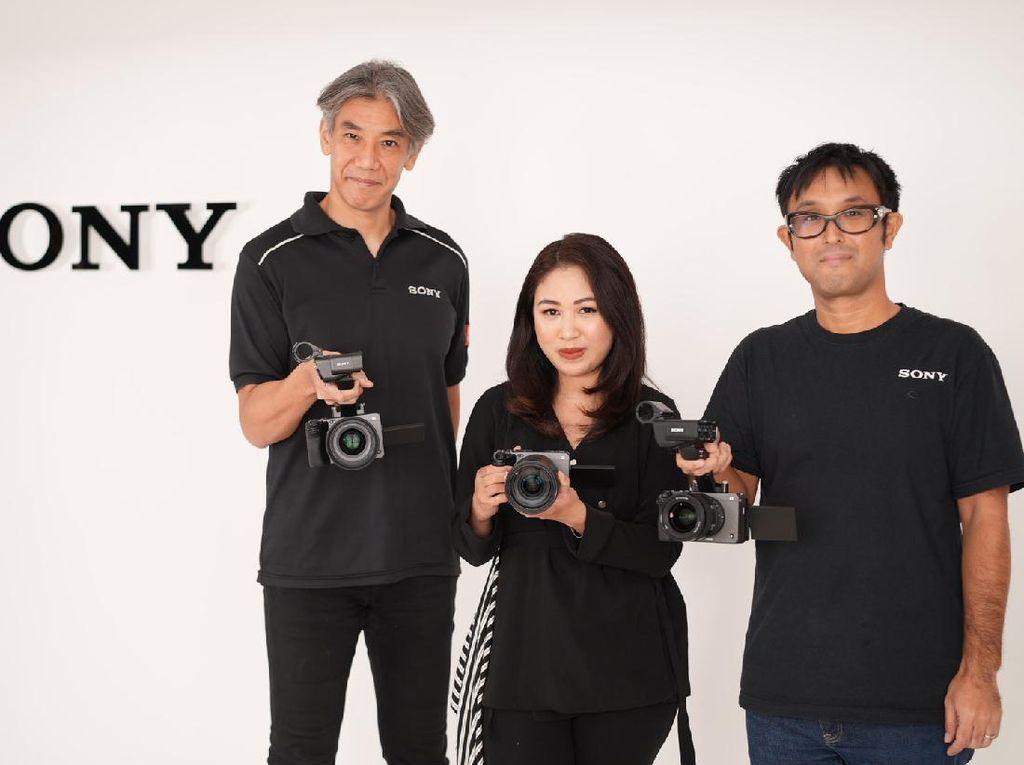 Deretan Fitur Canggih di Kamera Cinema Line Sony FX3