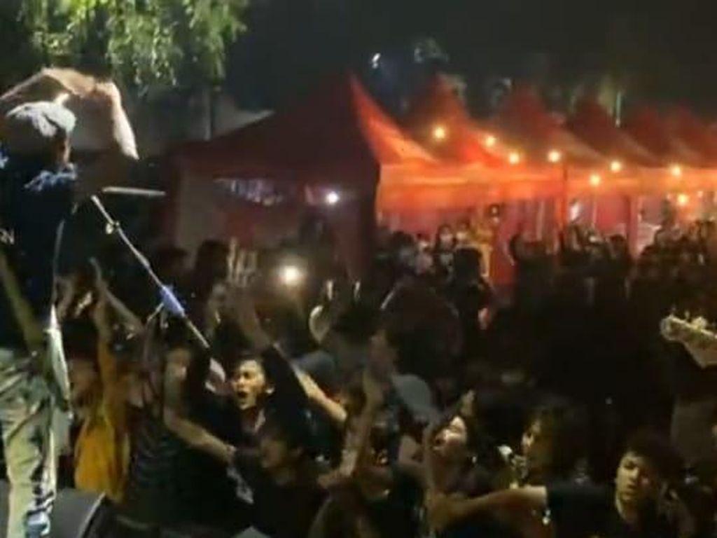 Konser Musik di Cibis Park, Polisi: Izinnya Cuma untuk Bazar