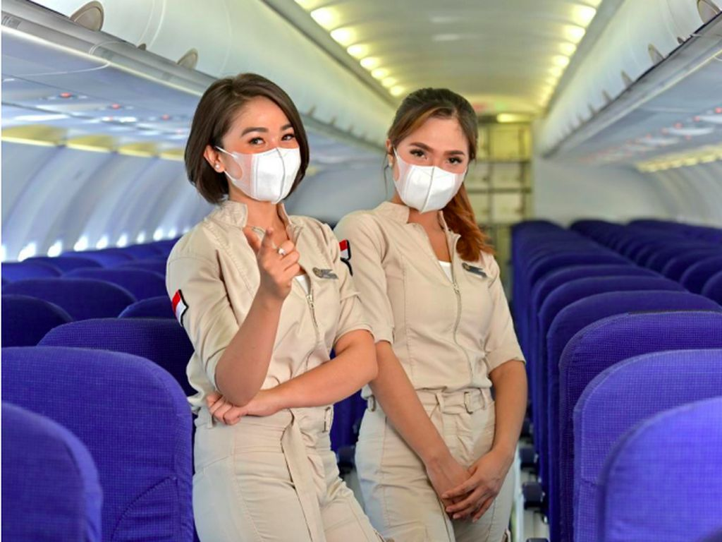 Banyak Pilot Nganggur, Sandiaga Harap Super Air Jet Jadi Jawaban