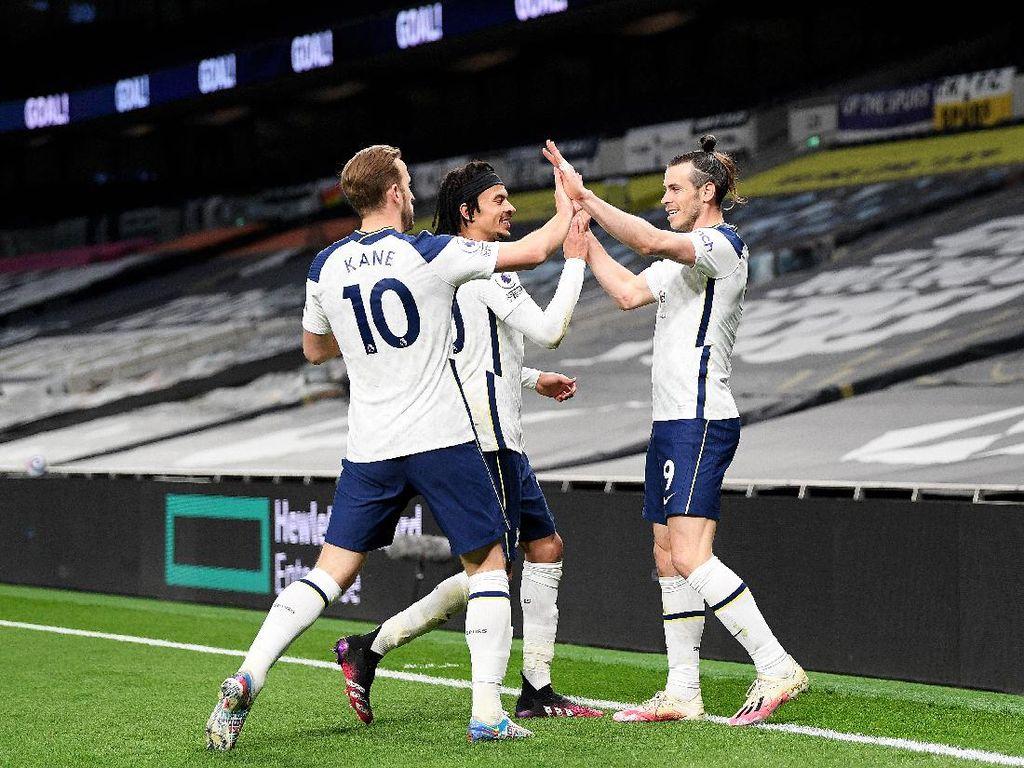 Bale: Tottenham Bangkit dari Kegagalan di Piala Liga Inggris