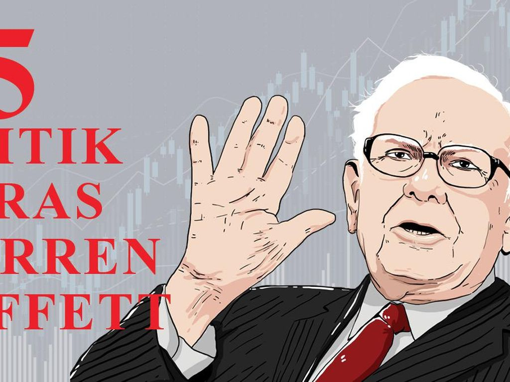 5 Kritik Keras Warren Buffett Seputar Ekonomi dan Pasar Keuangan