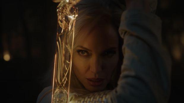 Angelina Jolie, pemeran film Eternals