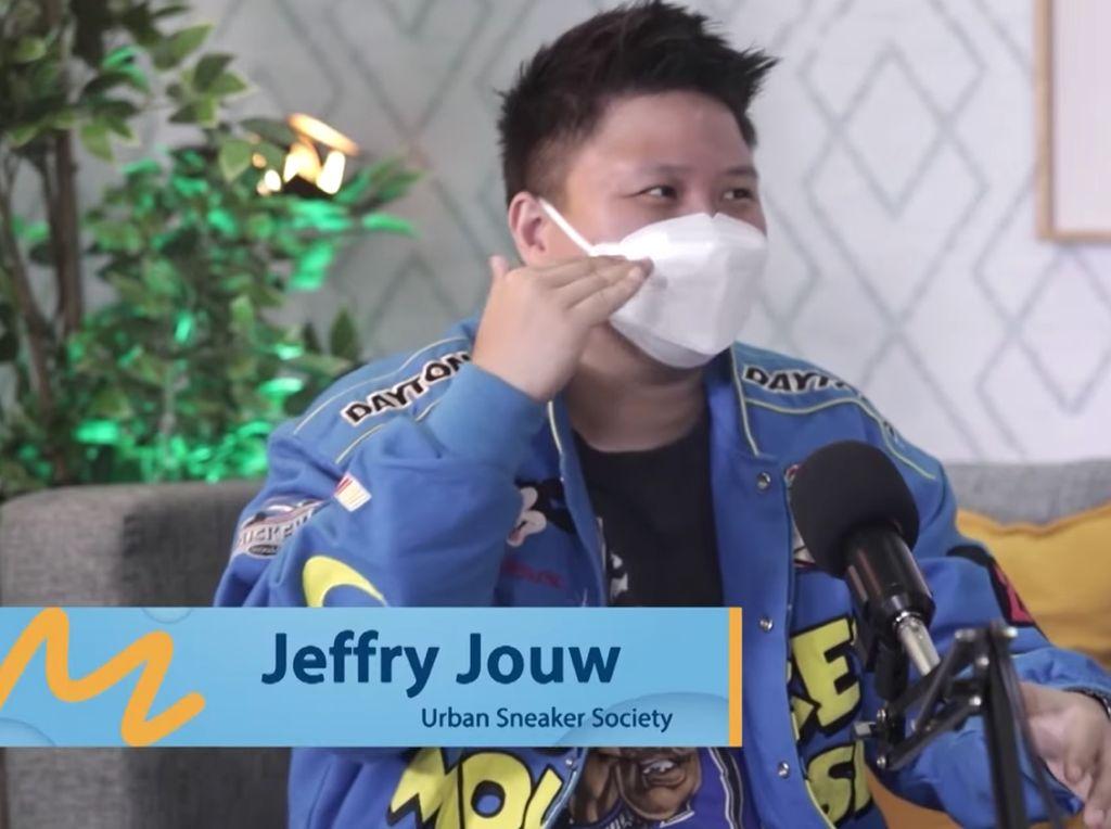 Jeffry Jouw Ungkap Cara Jitu Nabung Sambil Investasi di Masa Muda
