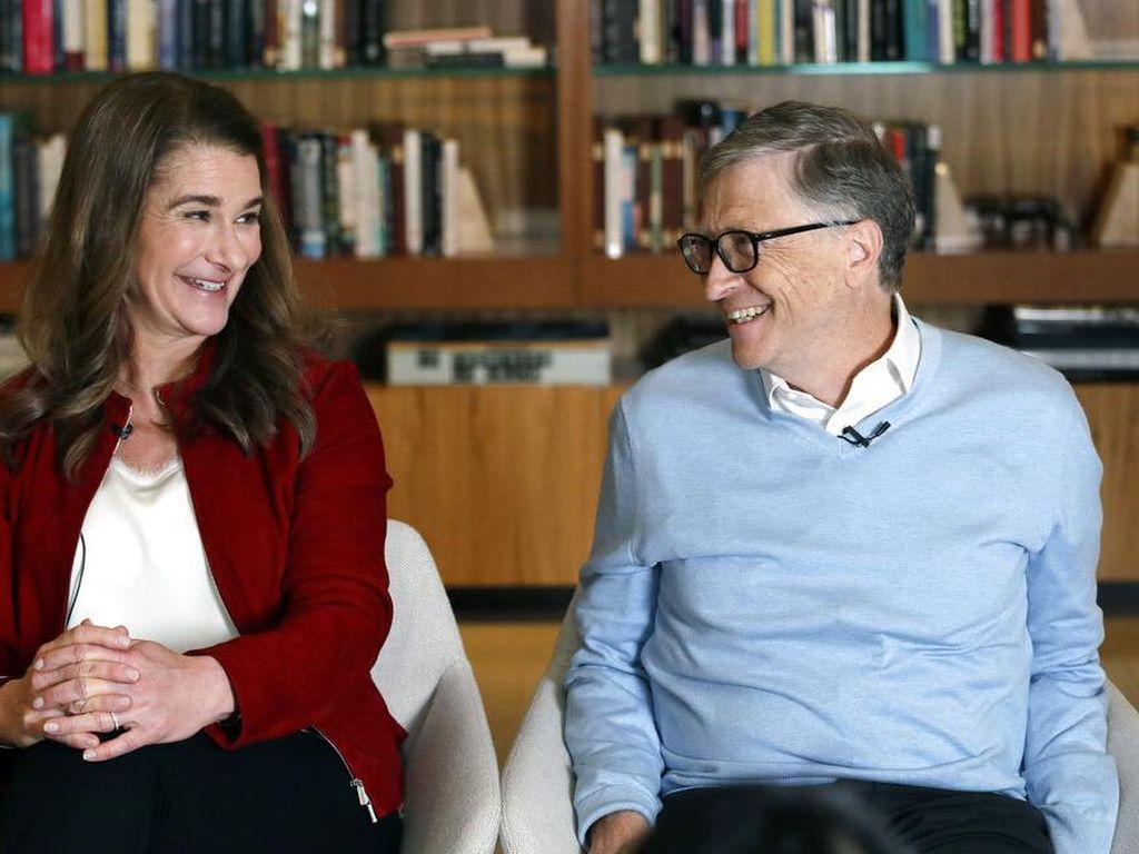 Melinda Gates Ternyata Doyan Minum Es Teh Tiap Hari!