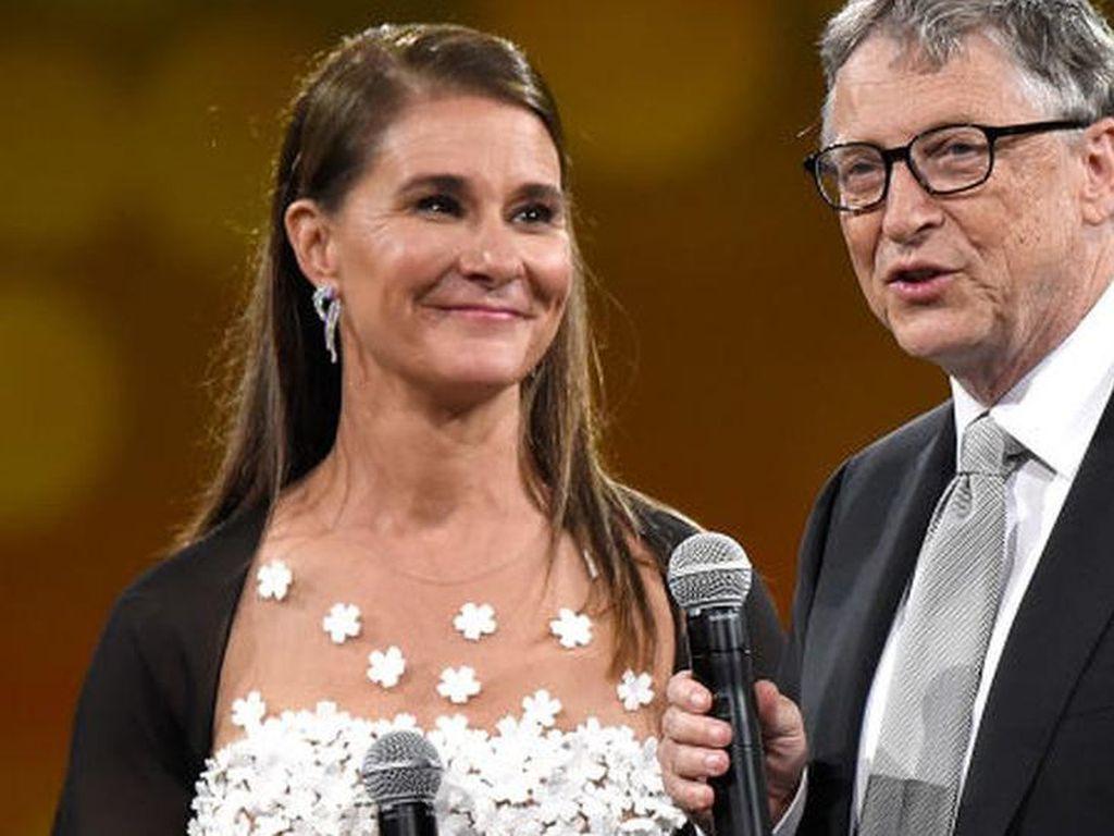Harta Bill Gates Rp 1.800 Triliun, Melinda Gates Bisa Jadi Janda Terkaya Dunia