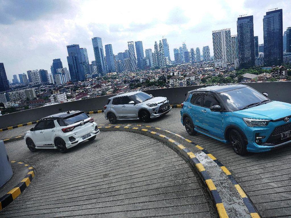 Toyota Raize 1.200 cc Resmi Dirilis, Harga PPnBM 0% Mulai Rp 200 Jutaan