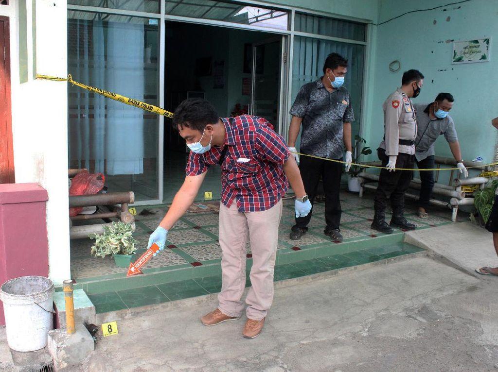 Ini Lokasi TKP Perawat Cantik yang Dibakar di Malang