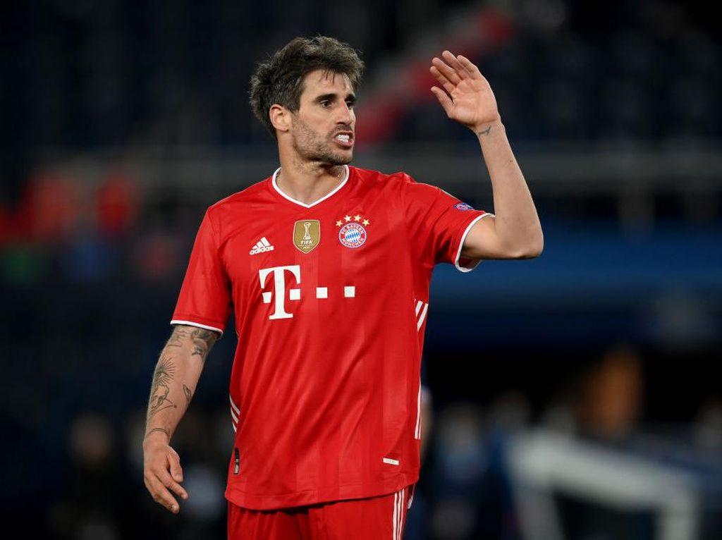 Javi Martinez Pergi dari Bayern Akhir Musim
