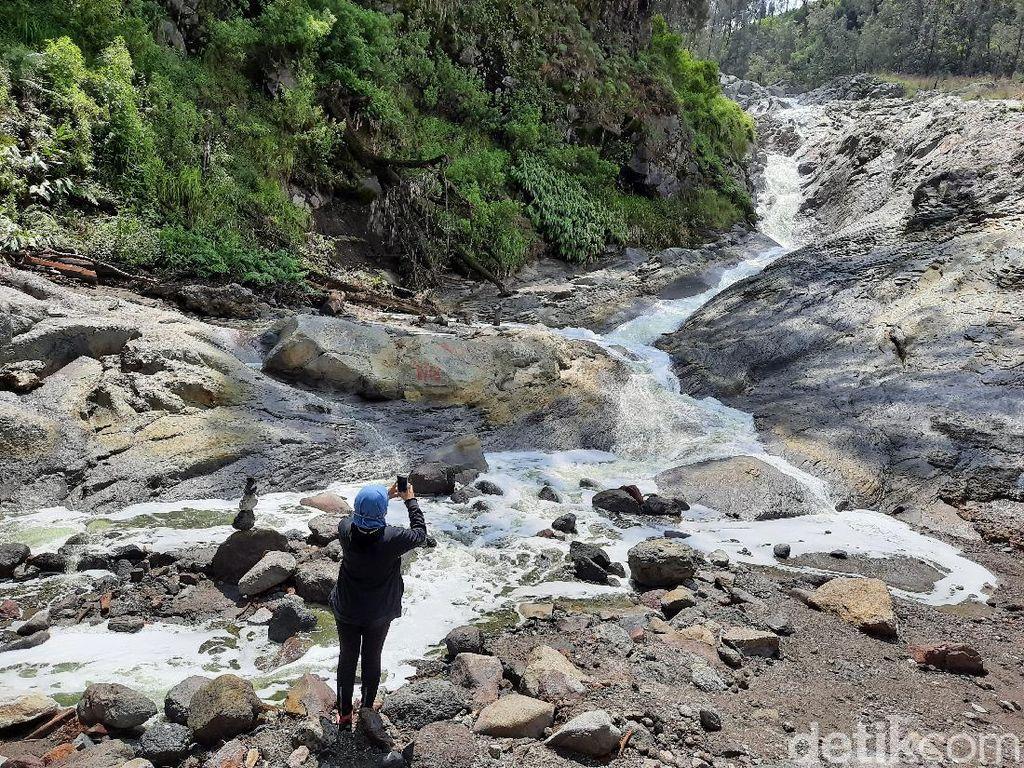 Foto: Sungai Terasam Sedunia Ada di Bondowoso