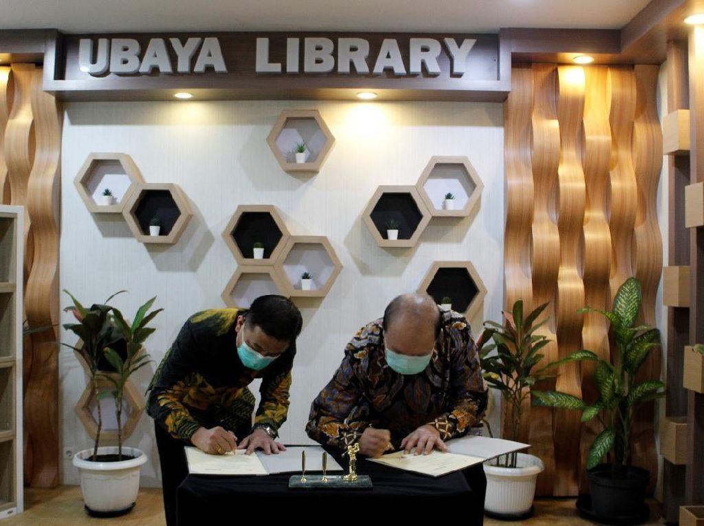 Utomodeck dan UBAYA Dukung Kampus Merdeka dan Energi Bersih