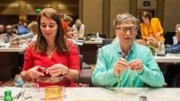 Bercerai, Bill Gates Transfer Saham Rp 34 Triliun ke Melinda Gates