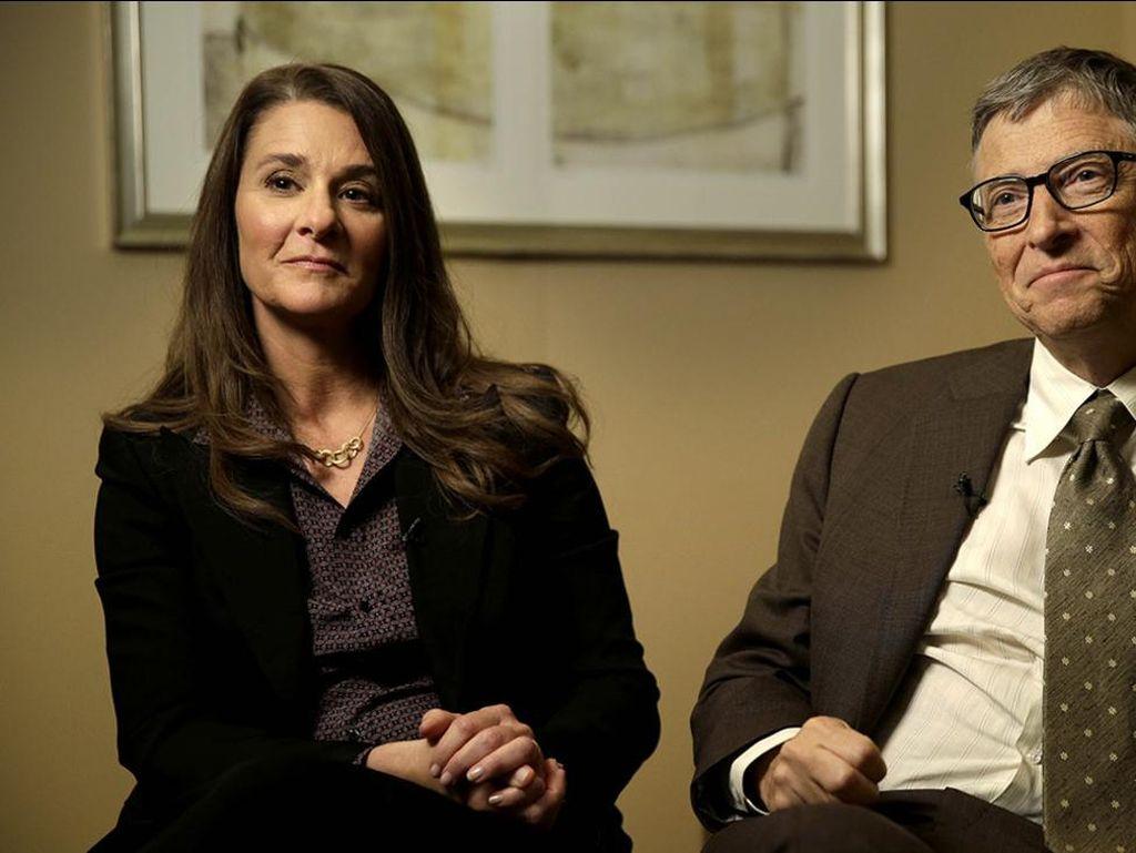 De Javu! Bill Gates dan Melinda Pakai Pengacara Perceraian Bos Amazon