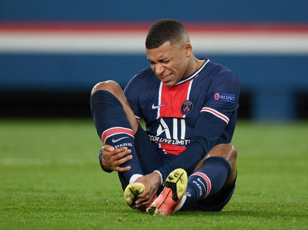 Man City Vs PSG: Mbappe Main Gak Nih?