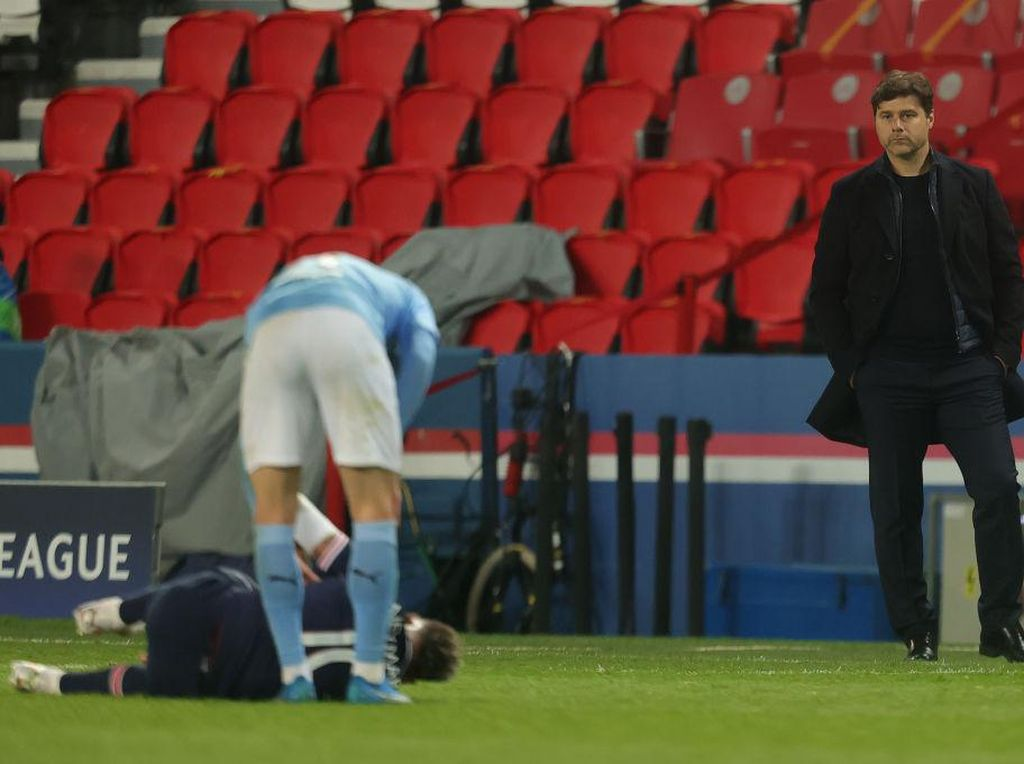 Pochettino Pernah Comeback di Semifinal Liga Champions, Bisa Lagi?