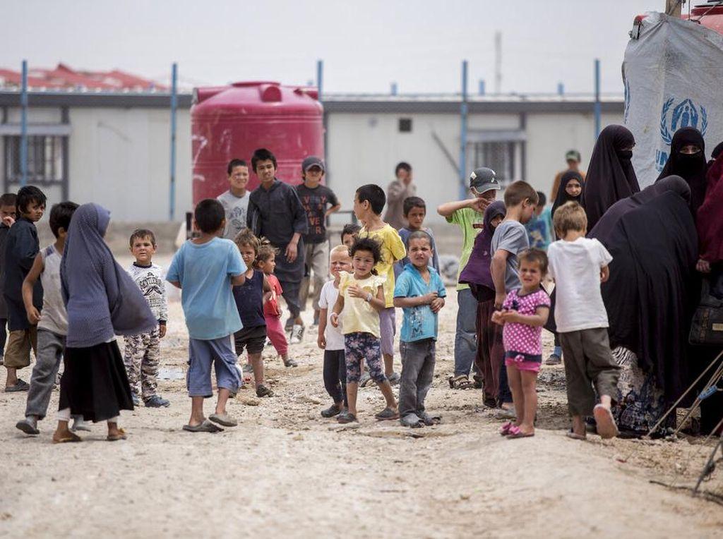 Denmark Akhirnya Setuju Bawa Pulang Anak-anak ISIS dari Suriah