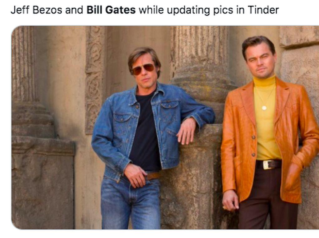 Bill Gates Cerai Jadi Meme Olok-olok