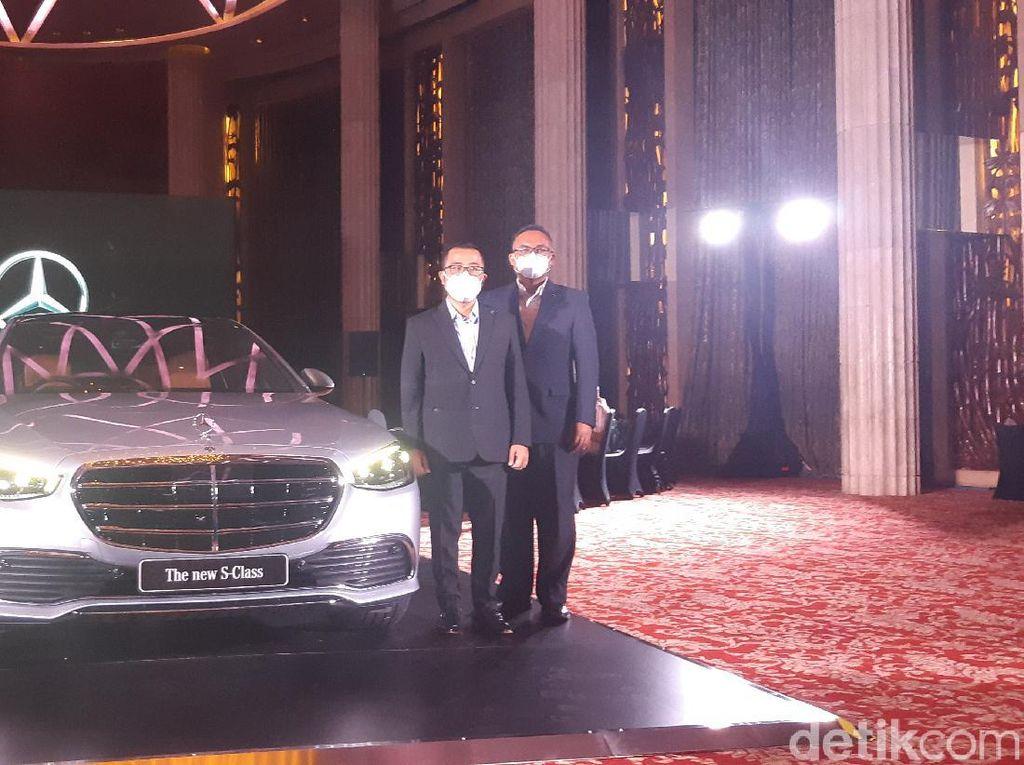 Dear Sultan di RI, Mercedes-Benz S-Class Anyar Meluncur dengan Harga Rp 3 Miliaran