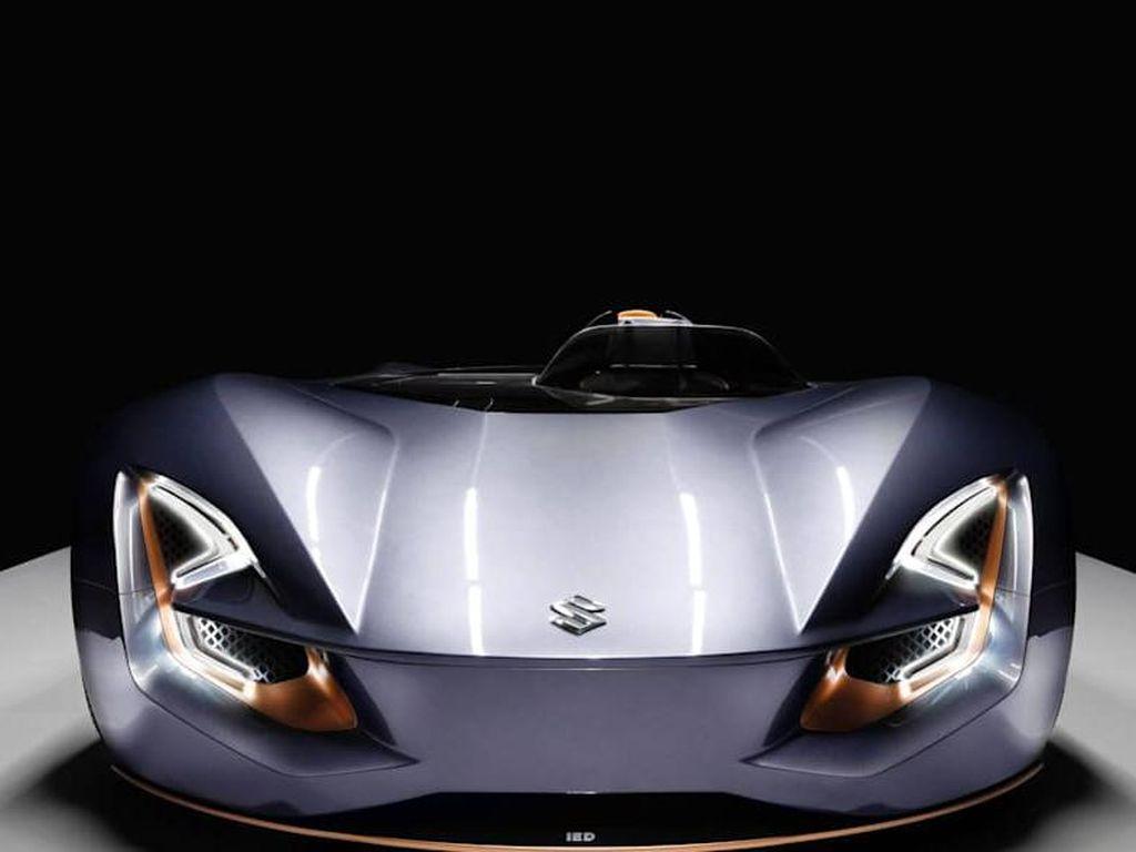 Suzuki Kenalkan Mobil Konsep Terinspirasi dari Motor Dipanggil Misano