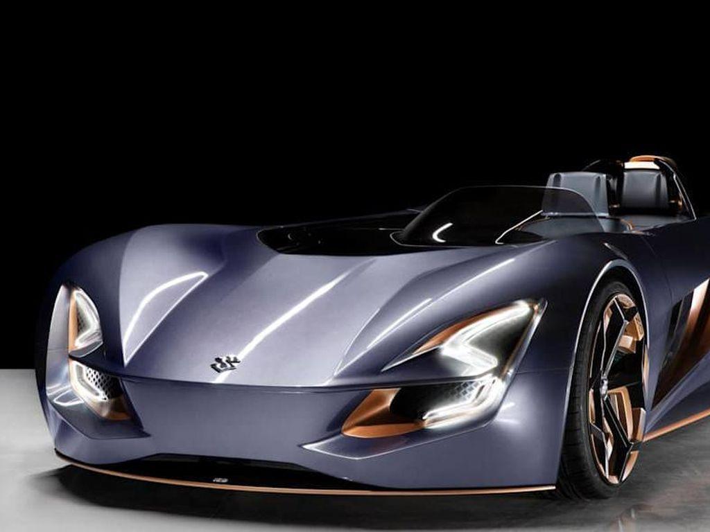 Mobil Konsep Suzuki yang Terinspirasi dari Motor