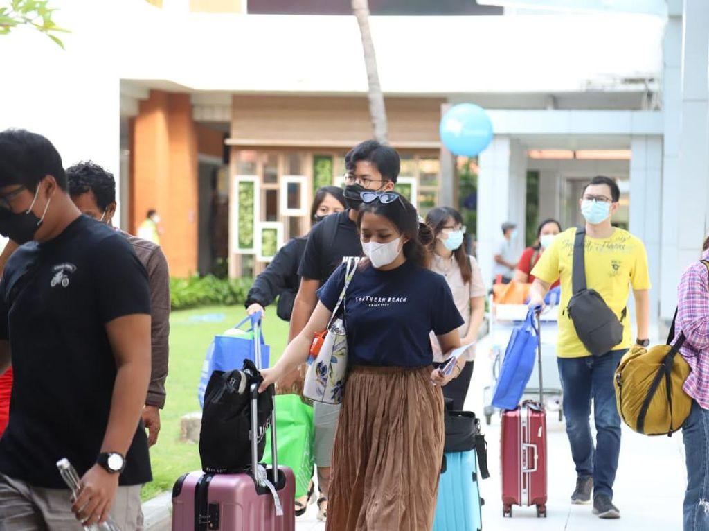 Selama April, Penumpang Pesawat di Bandara Ngurah Rai Naik 16%
