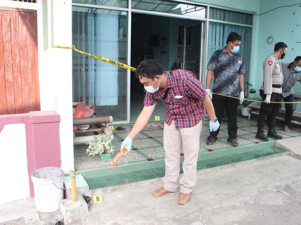 Polisi Buru Pria yang Bakar Perawat Cantik di Malang