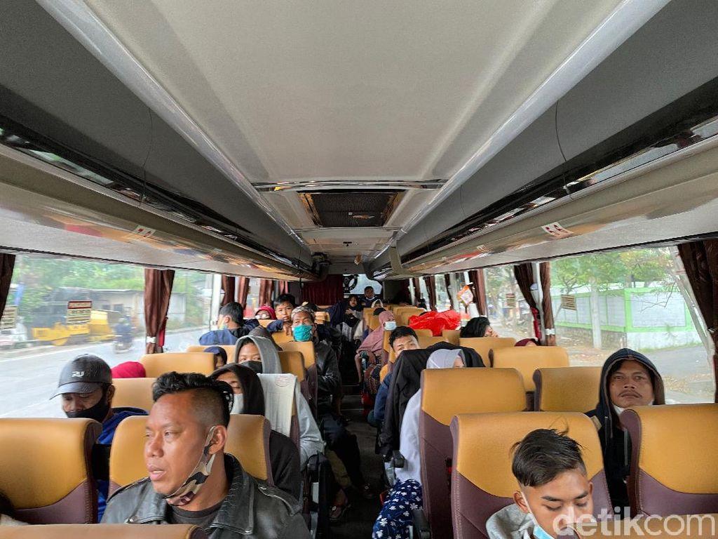 Punya Trayek Sejauh 2.400 Km, Begini Cara Bus Bersaing dengan Pesawat