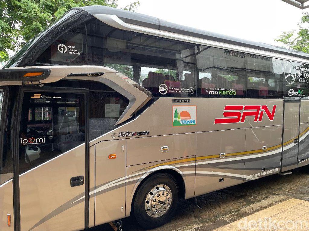 Cerita PO SAN Racik Sendiri Baju Busnya Bersama Laksana dan Adiputro