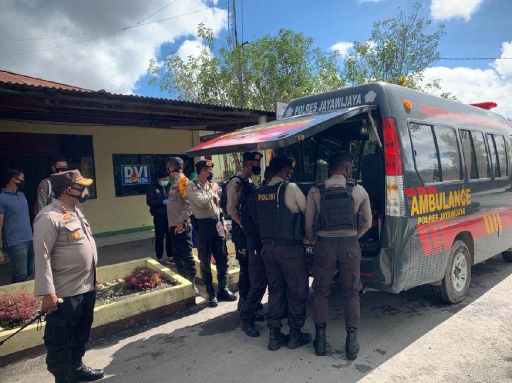 Polisi Dikeroyok di Jalan Jayawijaya Papua, Pistol Hampir Dirampas