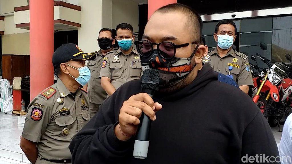 Pria yang Viral di Mal Tanpa Masker Akhirnya Minta Maaf