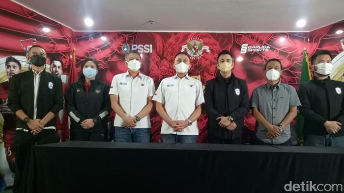 Rans Cilegon FC sambangi PSSI