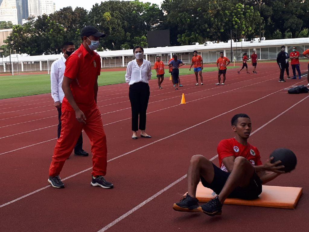 Sapwaturrahman Berjarak Setengah Jengkal Lolos Limit Olimpiade