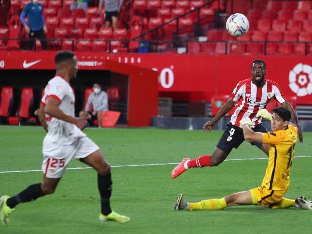 Sevilla Vs Bilbao: Kalah, Los Palanganas Gagal Dekati Tiga Besar