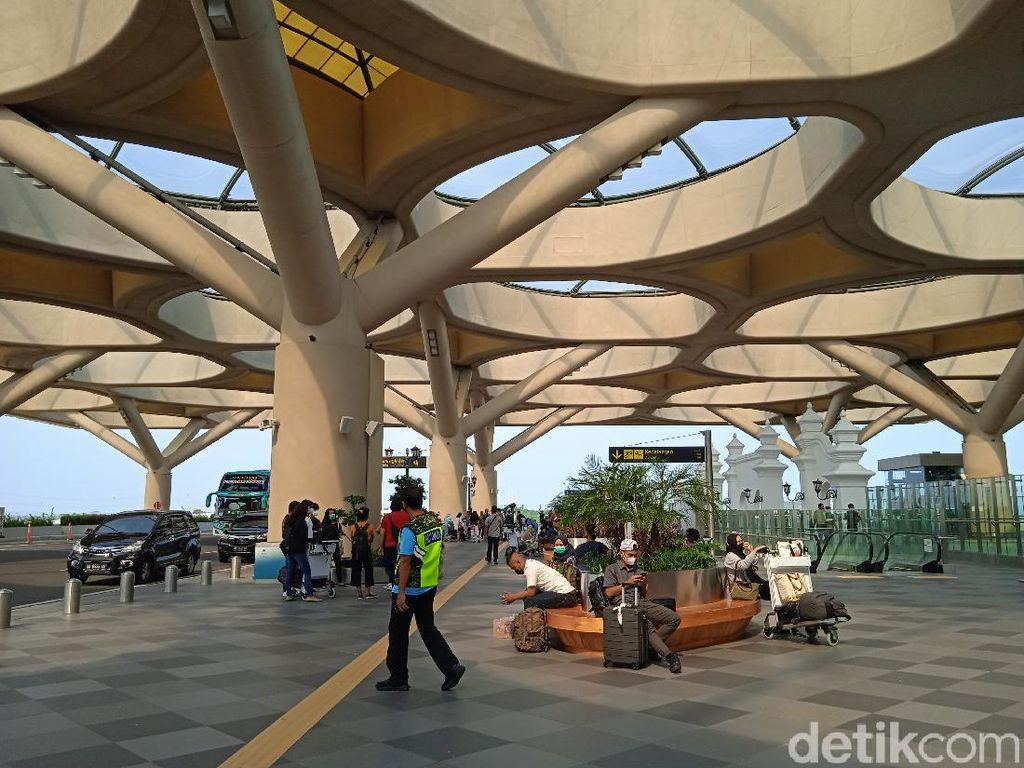 H-2 Larangan Mudik, Jumlah Penumpang di Bandara Yogya Melonjak