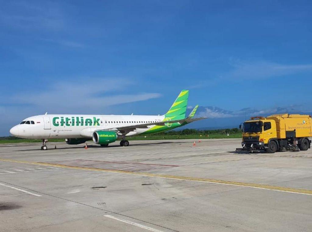 3 Maskapai di Bandara Banyuwangi Setop Beroperasi Saat Larangan Mudik