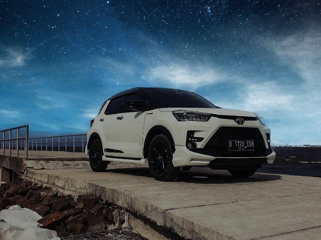 Toyota Raize Inden Lama, Gara-gara Krisis Chip?