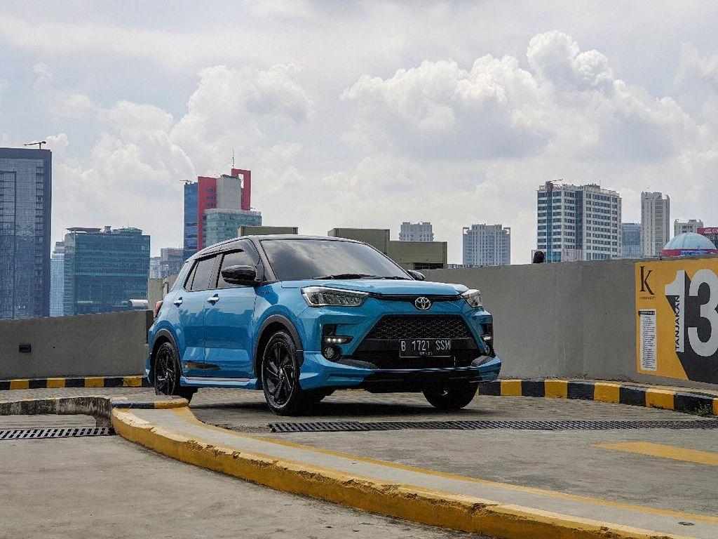 Spesifikasi Toyota Raize 1.200 cc: Harga, Fitur, dan Mesin